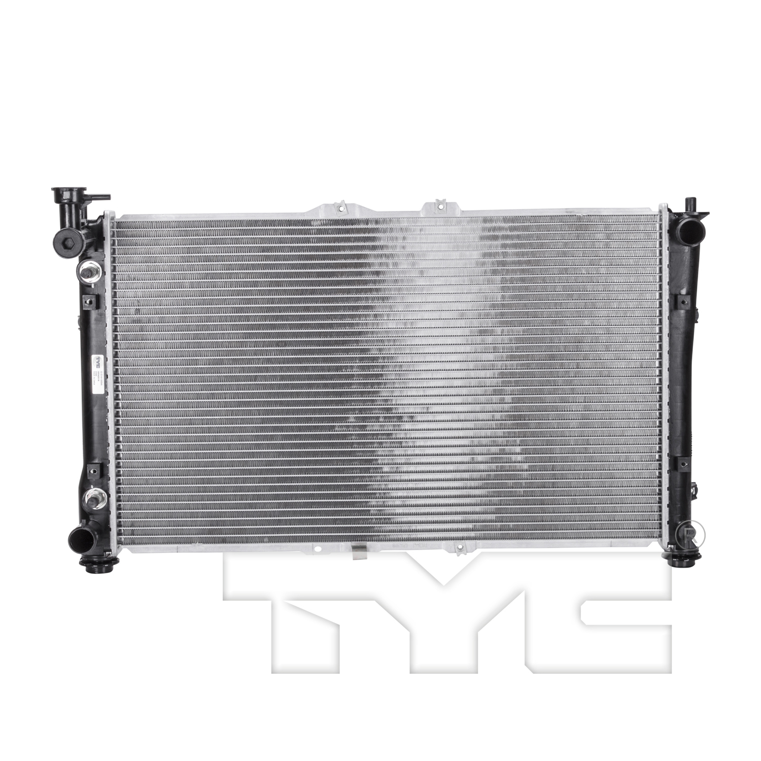 For Sedona 3.5L V6 AT OE Style All Aluminum Core 2442 Replacement Cooling Radiator